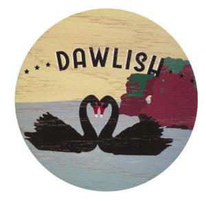Dawlish fridge magnet
