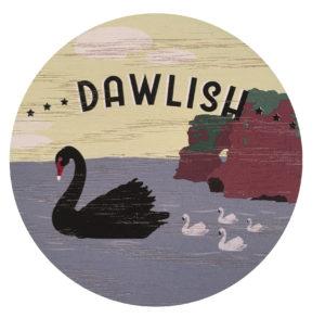 Dawlish magnet wood